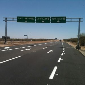 Transporte de Carga en Sonora Busca Mejorar Seguridad